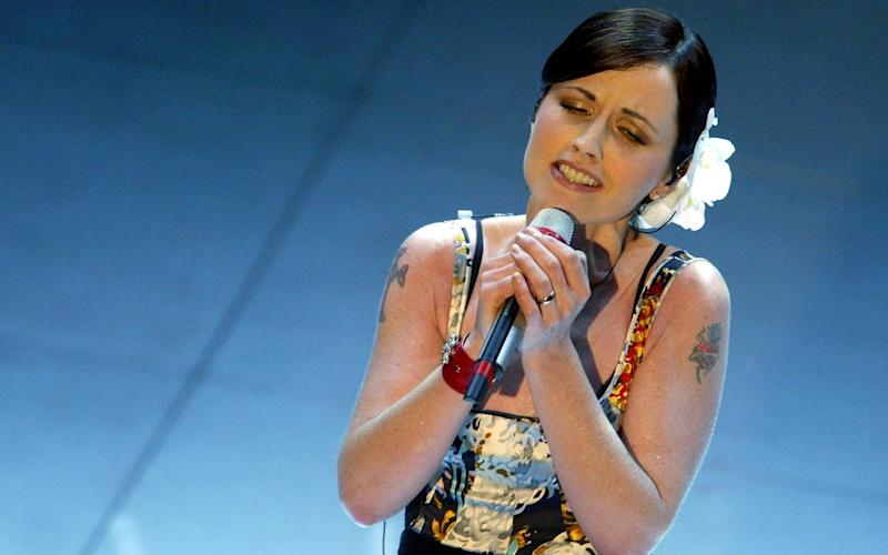 Dolores O'Riordan in 2004 - Reuters