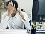 """<p>According to research from the <a href=""""https://hbr.org/2017/04/employee-burnout-is-a-problem-with-the-company-not-the-person"""" rel=""""nofollow noopener"""" target=""""_blank"""" data-ylk=""""slk:Harvard Business Review"""" class=""""link rapid-noclick-resp"""">Harvard Business Review</a>, businesses and organizations are typically to blame when employees aren't productive as they should be or when employees are feeling burnout. In their book, <em>Time, Talent and Energy</em>, they found that companies with the highest burnout rates had three things in common: """"excessive collaboration, weak time management disciplines, and a tendency to overload the most capable with too much work."""" </p><p>""""The workplace absolutely can contribute to burnout, and maintaining a healthy work-life balance is key to managing that,"""" says Conlon. """"Again, setting healthy boundaries with reasonable workloads and deadlines can greatly reduce burnout."""" If your company is pushing too much on you, it's your responsibility to learn to say no more. </p>"""