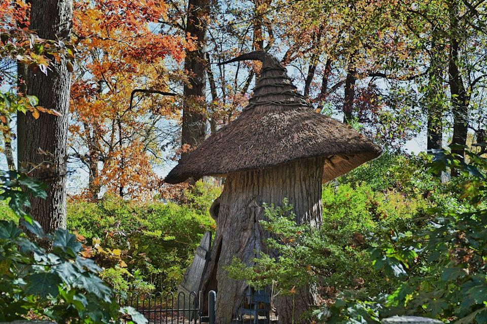 <p>The pages of a fairy tale come-to-life, this living storybook museum is situated on 1,000 acres of meadows and woodlands within the forests of coastal Delaware.</p>