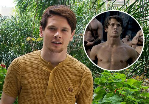 Jack o'connell weight loss