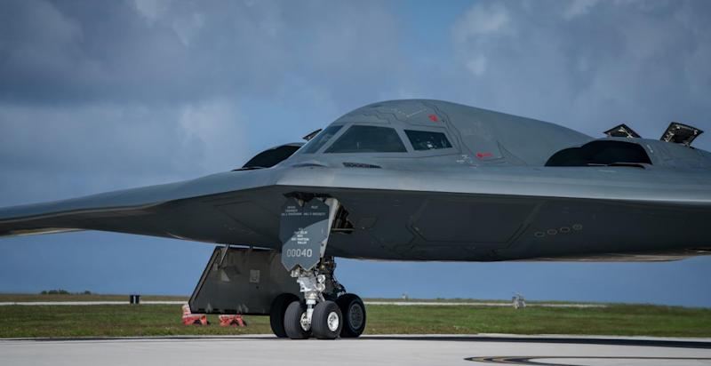 How a U S  B-2 Stealth (Bomber) Almost Accidentally Started