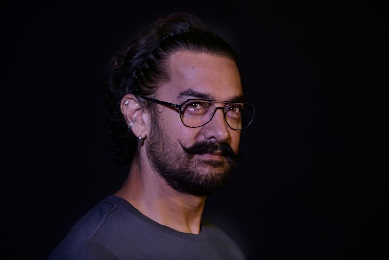 A file photo of Aamir Khan.