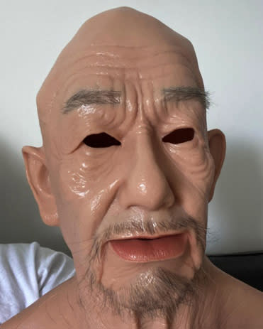 Image: Criminals are using computer-generated 3-D printed masks of victims' faces to pass identity verification checks. (Courtesy ID.me)