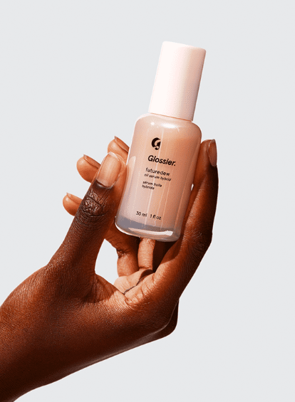 """<strong><h3><a href=""""http://glossier.79ic8e.net/q3Way"""" rel=""""nofollow noopener"""" target=""""_blank"""" data-ylk=""""slk:And more Glossier"""" class=""""link rapid-noclick-resp"""">And more Glossier</a></h3></strong><a href=""""https://www.instagram.com/soumyajhaveri"""" rel=""""nofollow noopener"""" target=""""_blank"""" data-ylk=""""slk:Soumya Jhaveri, 18"""" class=""""link rapid-noclick-resp""""><strong>Soumya Jhaveri, 18</strong></a><br>I'm going to be shopping from Glossier on Black Friday to take advantage of their one sale of the year (20% off!). I'm planning on trying out the <a href=""""http://glossier.79ic8e.net/65ZEr"""" rel=""""nofollow noopener"""" target=""""_blank"""" data-ylk=""""slk:Futuredew"""" class=""""link rapid-noclick-resp"""">Futuredew</a> because it gets really cold where I live and my skin gets super dry. I'm also excited to pick up a <a href=""""http://glossier.79ic8e.net/q3Oxy"""" rel=""""nofollow noopener"""" target=""""_blank"""" data-ylk=""""slk:Lidstar"""" class=""""link rapid-noclick-resp"""">Lidstar</a> in Cub (a gorgeous reddish color) because I fell in love with the barely-there look it provides when I used my friend's a few weeks ago. I bought the <a href=""""http://glossier.79ic8e.net/r3JDR"""" rel=""""nofollow noopener"""" target=""""_blank"""" data-ylk=""""slk:Colorslide"""" class=""""link rapid-noclick-resp"""">Colorslide</a> in Disaster Class, a deep red, last week, and I think the Lidstar will look stunning with it! <br><br><strong>Glossier</strong> Futuredew, $, available at <a href=""""https://glossier.79ic8e.net/65ZEr"""" rel=""""nofollow noopener"""" target=""""_blank"""" data-ylk=""""slk:Glossier"""" class=""""link rapid-noclick-resp"""">Glossier</a>"""