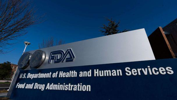 PHOTO: Food and Drug Administration building is shown Thursday, Dec. 10, 2020 in Silver Spring, Md. A U.S. government advisory panel convened on Thursday to decide whether to endorse mass use of Pfizer's COVID-19 vaccine. (Manuel Balce Ceneta/AP)
