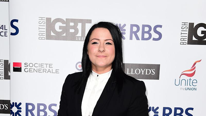 Lucy Spraggan encourages others to become foster carers