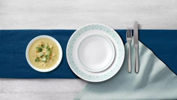 Classic dishes for a modern home.