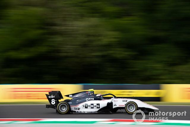"Fabio Scherer, Sauber Junior Team by Charouz <span class=""copyright"">Joe Portlock / LAT Images</span>"