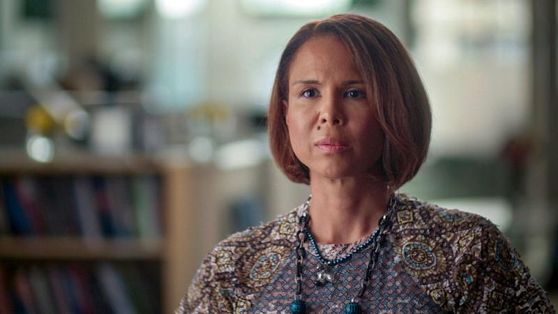 """Sil Lai Abrams in """"On the Record."""" (Photo: HBO Max)"""