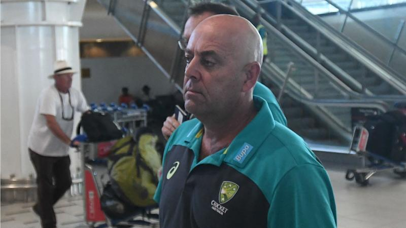 Telling players I'm leaving 'the toughest thing I've ever had to do' - Lehmann