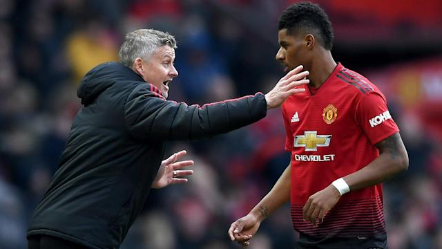 It has been suggested Manchester United could consider appointing Mauricio Pochettino, but Marcus Rashford is backing Ole Gunnar Solskjaer.
