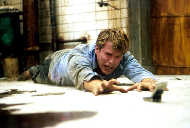 <p>While it's easy to make fun of the <em>Saw</em> franchise, the film that started it all remains an inventive, disturbing genre mind-game that isn't tainted by the lesser sequels. Director James Wan made a no-budget indie flick that managed to transcend its limitations and deliver real scares. Sure, knowing the final twist ruins some of the fun, but watch it with somebody seeing it for the first time, and the look on their face will be worth the rental price alone. (Available on Netflix.) — <em>B.A. </em>(Photo: Lionsgate/courtesy Everett Collection) </p>