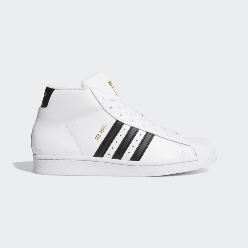 Pro Model Shoes in cloud white