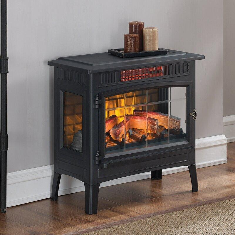 Electric Fireplaces Are The Coziest, Quartz Electric Fireplace