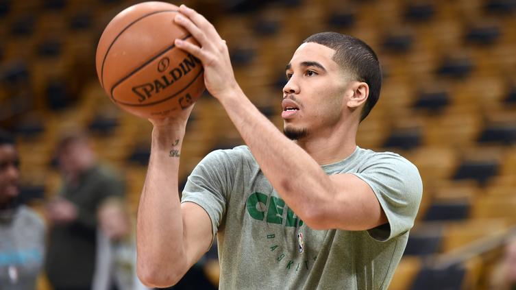 Image result for jayson tatum