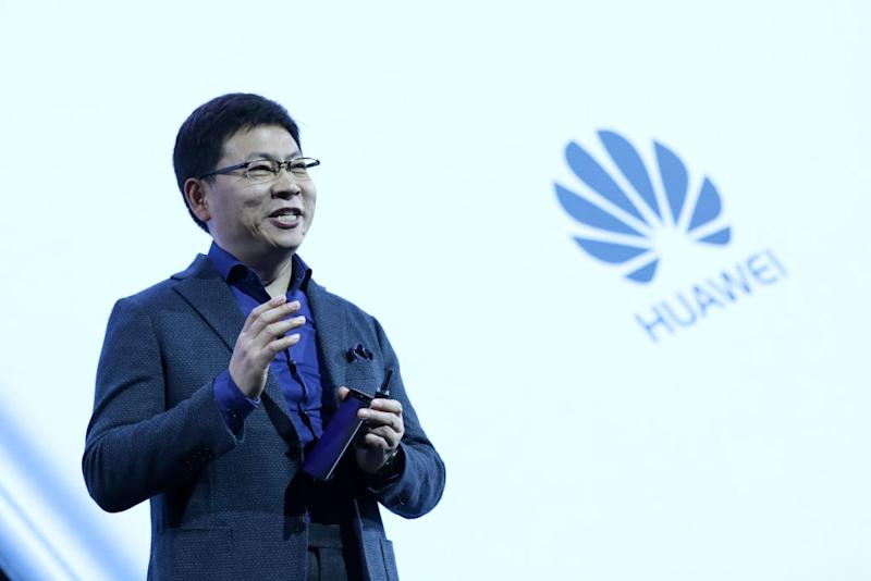 Huawei boasts its next smartphone will be 'much better' than iPhone X and aims to leapfrog Apple in a year