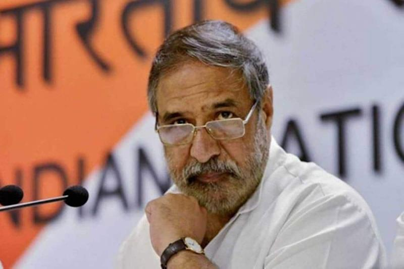'Congress Wiped Out From Shimla to Nagpur': Deeply Hurt Anand Sharma Says Truth Must Come Out