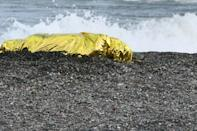 Spanish police found a second body floating in the sea off Ceuta