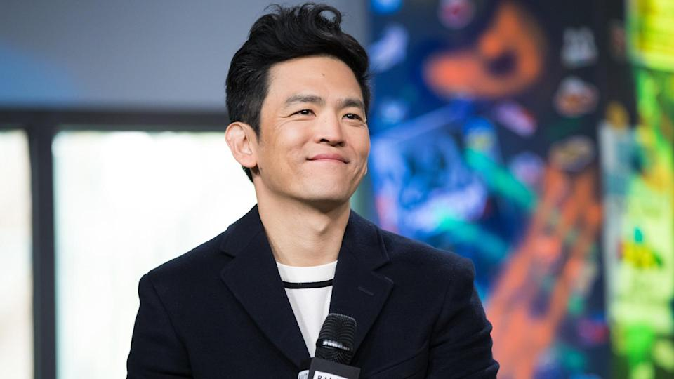 John Cho talks to Yahoo Movies UK about new film Searching