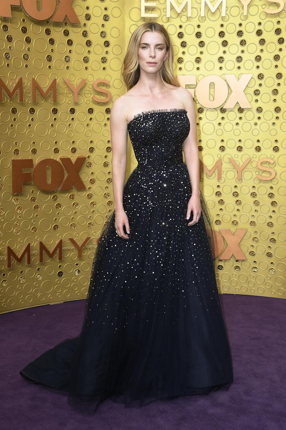 """<h1 class=""""title"""">Betty Gilpin in custom Jason Wu Collection</h1><cite class=""""credit"""">Photo: Getty Images</cite>"""