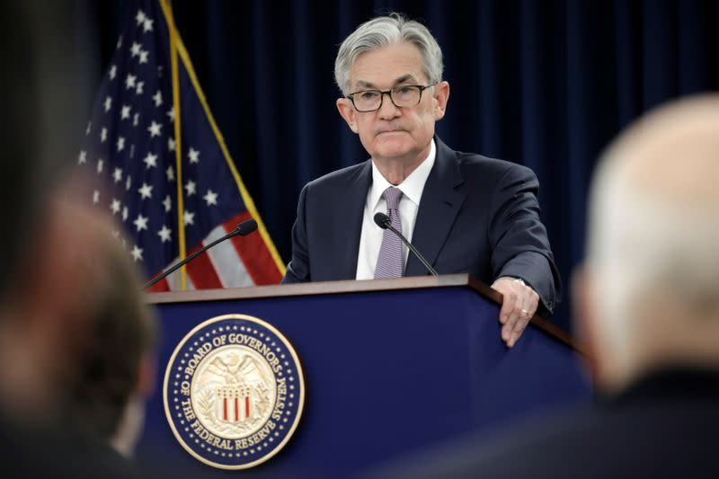 Senate Democrats ask Fed's Powell about repo market ahead of hearing