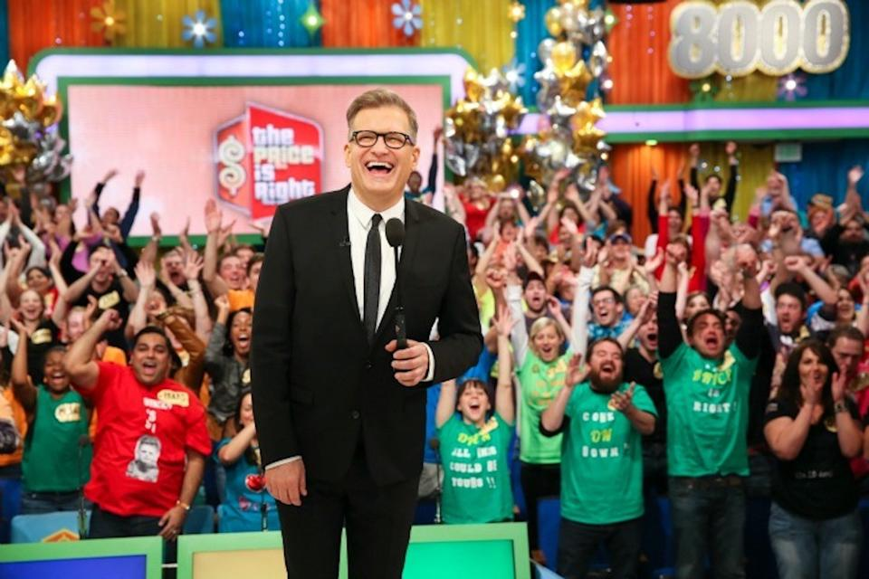 Daytime Emmy Award-winning game show THE PRICE IS RIGHT, hosted by Drew Carey