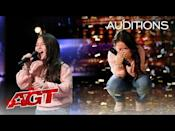 "<p>Gold confetti rained down on Roberta, who earned the golden buzzer from Sofía after performing <strong>Lady Gaga</strong> and <strong>Bradley Cooper</strong>'s iconic <em>A Star Is Born</em> duet ""Shallow."" Now, her fate lies in the hands of voters at home.</p><p><a href=""https://www.youtube.com/watch?v=MHscI4TK55s&t=61s"" rel=""nofollow noopener"" target=""_blank"" data-ylk=""slk:See the original post on Youtube"" class=""link rapid-noclick-resp"">See the original post on Youtube</a></p>"