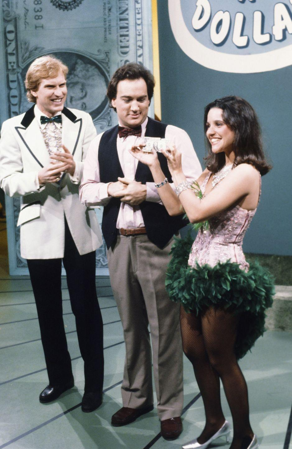 <p>As a cast member from 1982 to 1985, Julia Louis-Dreyfus lasted longer on <em>SNL</em> than most of the others on this list, but she's made no secret of the fact that the show's competitive, sexist atmosphere at the time made her miserable. </p>