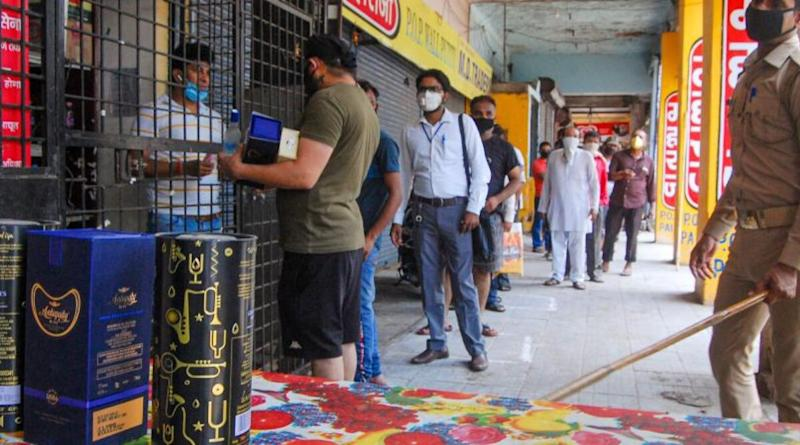 Liquor Turns Costlier in Punjab as Govt Announces 'COVID Cess' on Alcohol With Effect From June 1