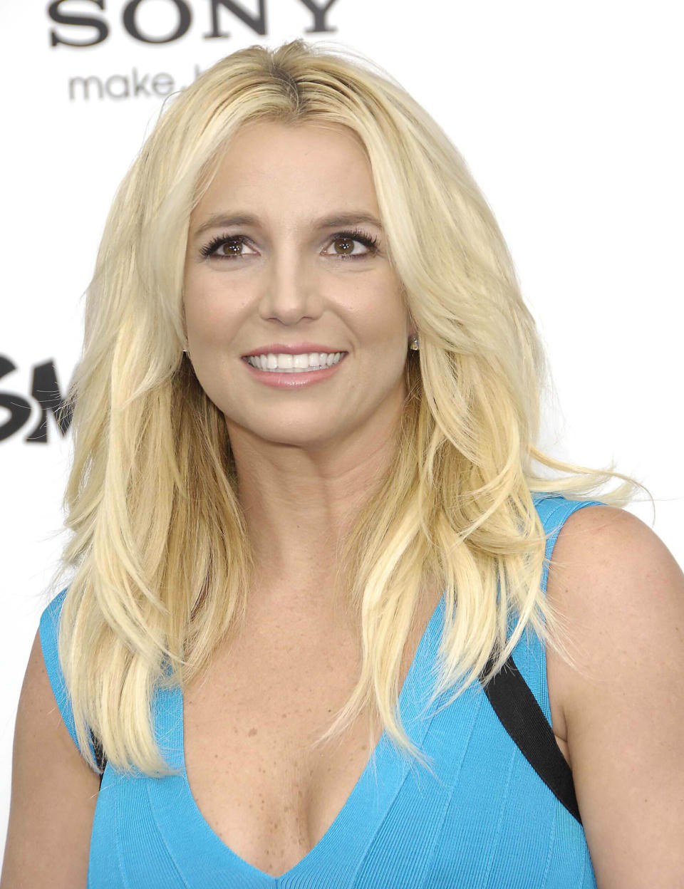 Photo by: Michael Germana/STAR MAX/IPx 2021 7/14/21 Britney Spears wins in conservatorship case as judge allows her to hire her own attorney. STAR MAX File Photo: 7/28/13 Britney Spears during the premiere of 'The Smurfs 2' in Los Angeles, CA.