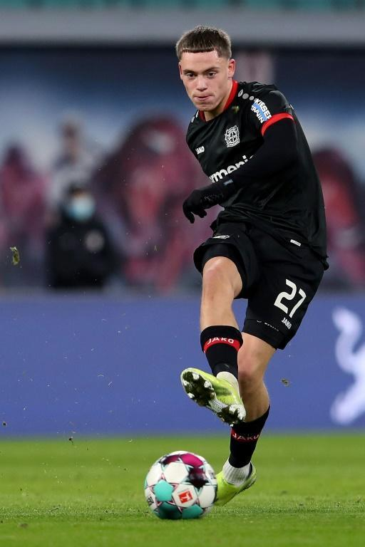 Leverkusen midfielder Florian Wirtz, 17, has been called up by Germany for the first time.