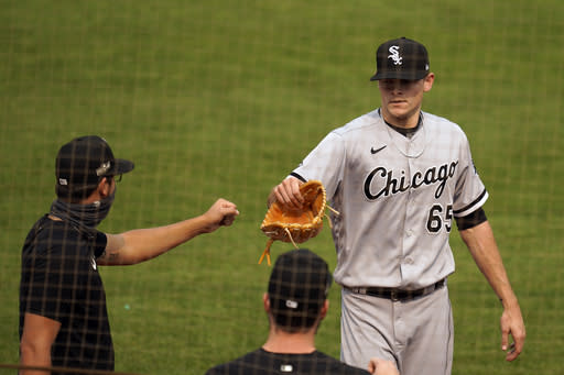 White Sox look to future after playoff loss to Oakland