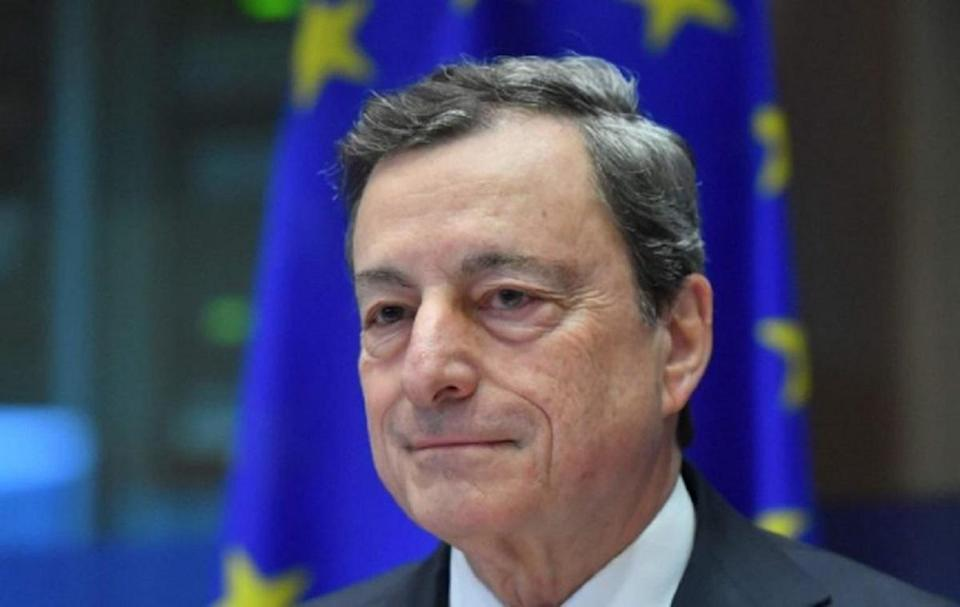 Recovery discorso Draghi