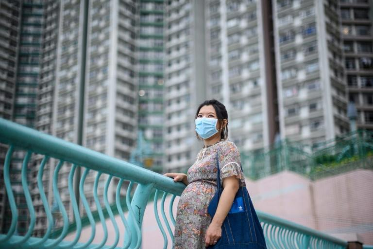 Jamie Chui has been a virtual prisoner in her Hong Kong home for most of her pregnancy, trapped intially by violent pro-democracy protests and tear gas, and then by the coronavirus -- she now faces giving birth alone