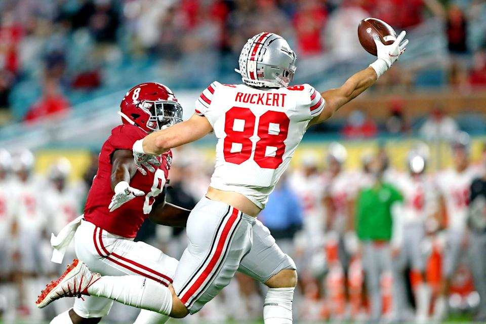 Ohio State tight end Jeremy Ruckert makes NFL decision - Buckeyes Wire