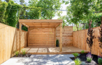 """<p>As a pro team, their main advice for those looking to do a total revamp of a backyard is to plan ahead. """"There is a shortage of materials due to COVID-19 and contractors are booked up due to an increase in interest in landscaping because people are staying home and not traveling,"""" they tell Woman's Day. So keep that in mind when booking and planning.</p>"""