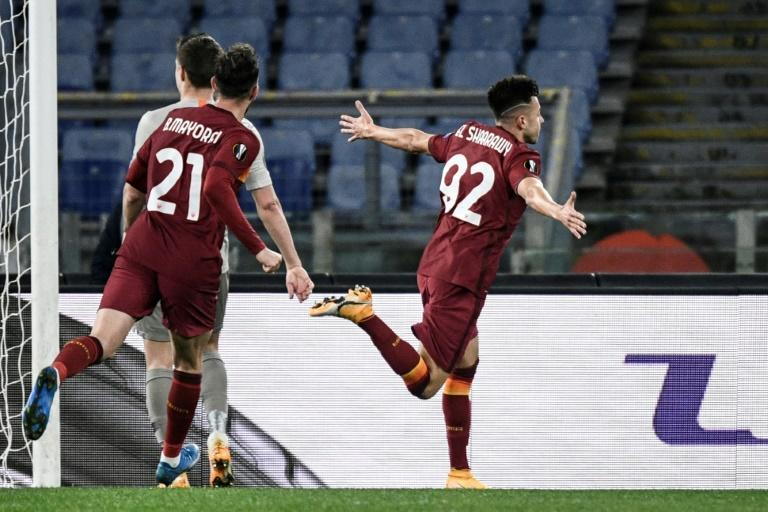 Stephan El Shaarawy first goal since returning to Roma helped his side cruise past Shakhtar Donetsk