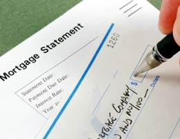 Save money by paying off a mortgage early