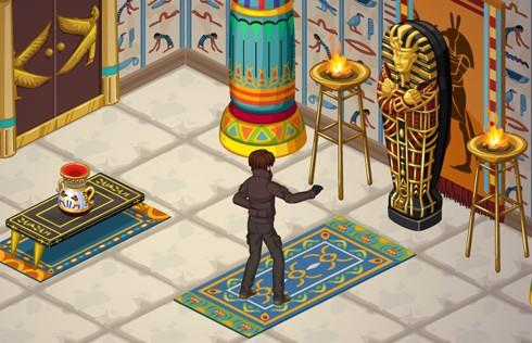 The Sims Social Egyptian Dreams Quests