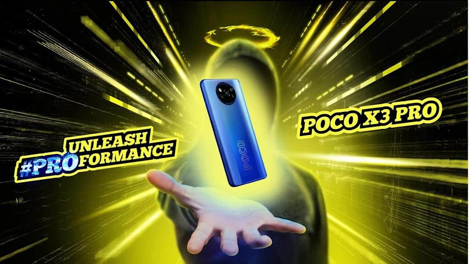 POCO X3 Pro goes official in India at Rs. 19,000