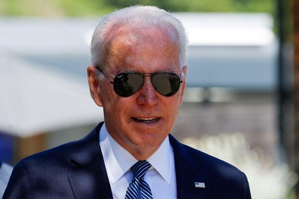US President Joe Biden will travel to Glasgow for the summit  (PA Wire)