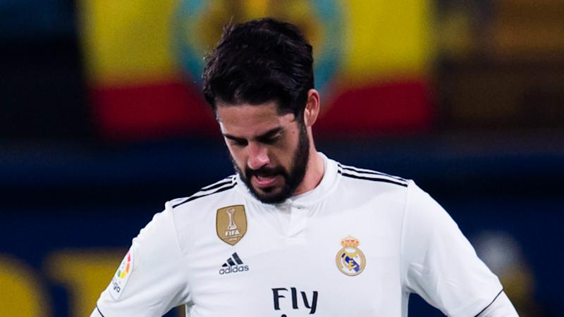 Isco Real Madrid 2018-19