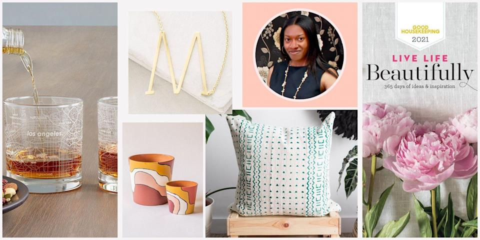 <p><em><em>As </em>Good Housekeeping<em>'s senior home editor, I come across tons of home-related products, both good and bad. But there are some special finds that are just too great to keep to myself. That's why I'm sharing my favorite home items with you—our readers—here on our website every month in the hope that you'll appreciate them as much as I do.</em></em></p><hr><p>Last year presented challenges for many of us, myself included. So rather than deal with the pressure of committing to a never-ending list of resolutions, I've decided to keep it simple with a few manageable goals. At the top of the list are celebrating good design (it's my job as <em>Good Housekeeping</em>'s senior home editor) and valuing self-care. With these two thoughts in mind, I rounded up 11 product recommendations that will hopefully also bring you a bit of joy in the new year. </p>