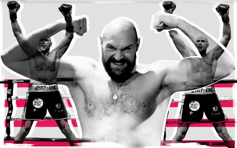 Fury does not want 'gratification from a TV company'