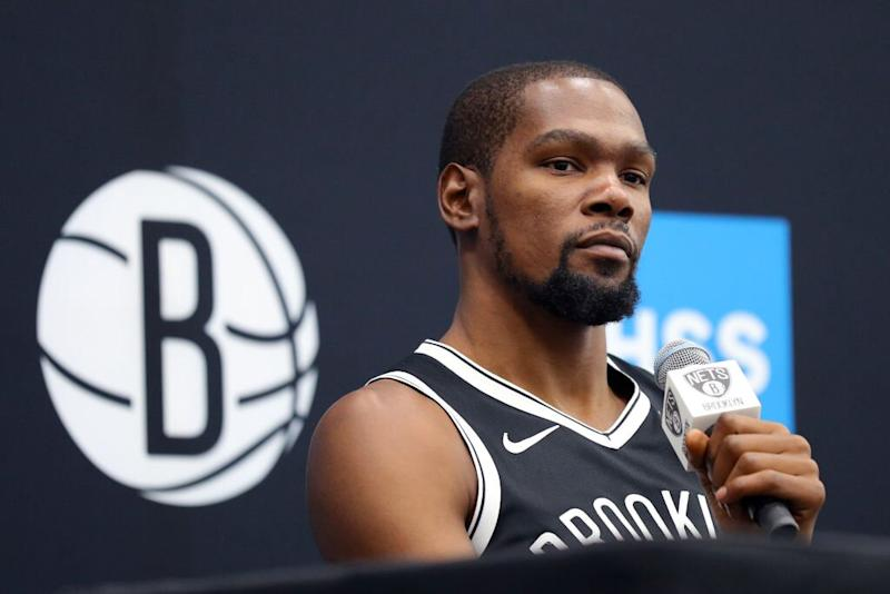 Kevin Durant and Three Other Brooklyn Nets Players Test Positive for Coronavirus. Durant Reportedly Had No Symptoms