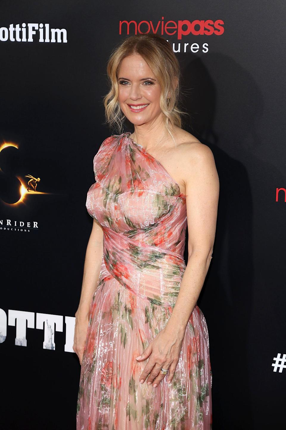 Kelly Preston in 2018 (Photo: Manny Carabel via Getty Images)