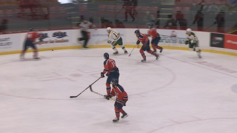 'The game was played, the result is filed': Storm creates bumps for U Cup hockey