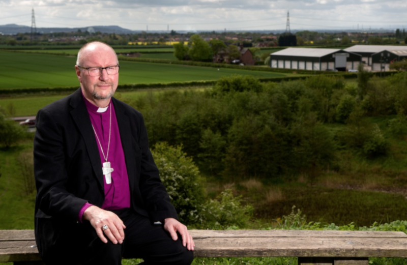 Bishop of Liverpool criticises Christians who support Trump