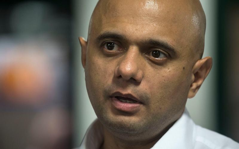 Sajid Javid has wants to broaden the definition of hate crimes - PA