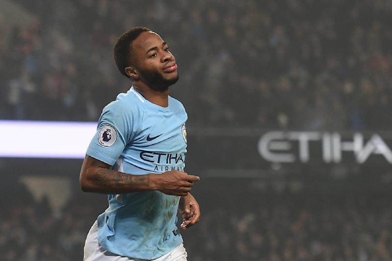Police investigating alleged hate crime against Manchester City's Raheem Sterling